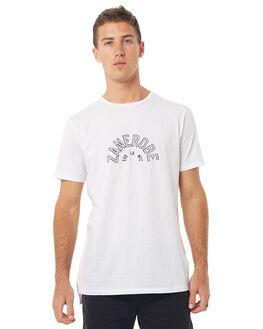 WHITE MENS CLOTHING ZANEROBE TEES - 100-WANIWHT