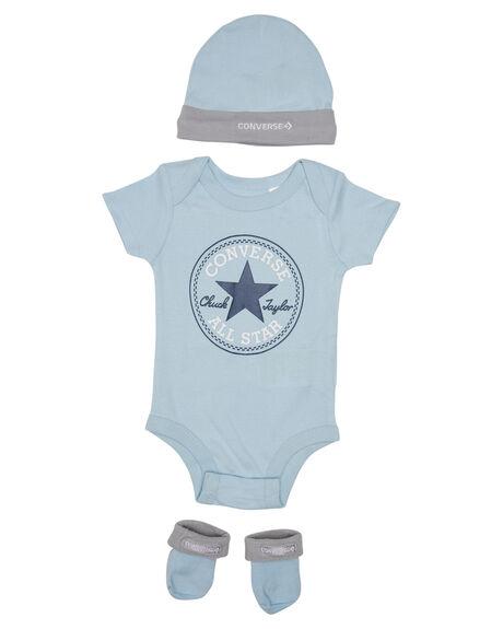 PACIFIC BLUE COAST KIDS BABY CONVERSE CLOTHING - RLC0028C1A