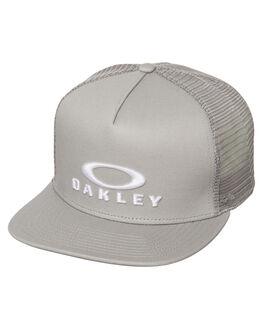STONE GRAY MENS ACCESSORIES OAKLEY HEADWEAR - 911934AU22Y