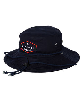 NAVY MENS ACCESSORIES RIP CURL HEADWEAR - CHADV10049