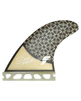 BAMBOO BOARDSPORTS SURF FUTURE FINS FINS - QDR-021232