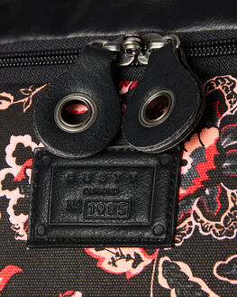 BLACK WOMENS ACCESSORIES RUSTY BAGS + BACKPACKS - TRL0253BLK