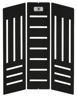 BLACK BOARDSPORTS SURF OCEAN AND EARTH TAILPADS - TP50BLK
