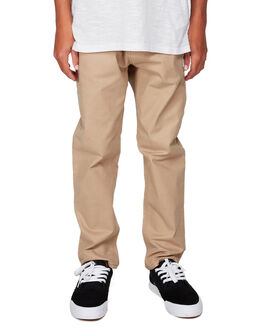 PLAGE HEATHER KIDS BOYS QUIKSILVER PANTS - EQBNP03076-CKKH