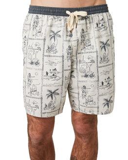 CREAM MENS CLOTHING RHYTHM SHORTS - JAN20M-JM05-CRE