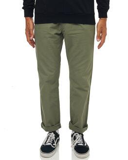 OLIVE MENS CLOTHING RHYTHM PANTS - JAN18M-PA03OLI