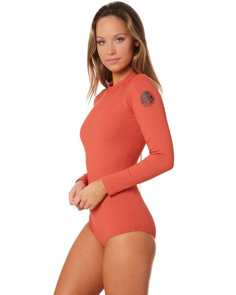 RUST OUTLET BOARDSPORTS RIP CURL RASHVESTS - WLY8XW0530
