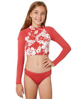 RUST KIDS GIRLS THE HIDDEN WAY SWIMWEAR - H6188345RUST
