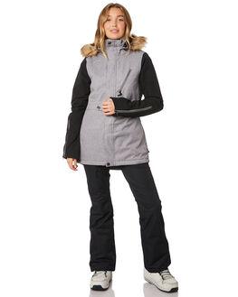 HEATHER GREY BOARDSPORTS SNOW VOLCOM WOMENS - H0451905HGR