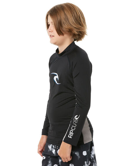 BLACK BOARDSPORTS SURF RIP CURL BOYS - WLU8AJ0090