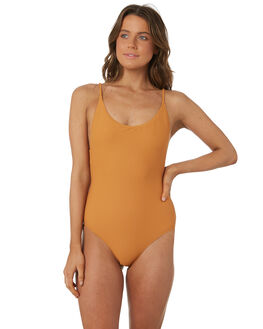 GINGER OUTLET WOMENS RHYTHM ONE PIECES - SWM00W-S307GIN
