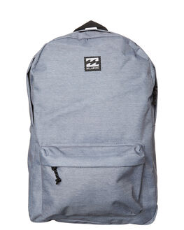 GREY HEATHER KIDS BOYS BILLABONG BAGS - 9671007GRY