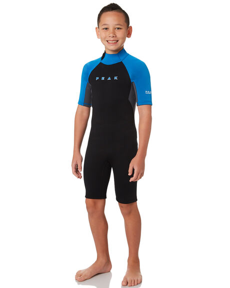 BLACK BLUE BOARDSPORTS SURF PEAK BOYS - PM404J0107