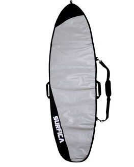 SILVER BOARDSPORTS SURF SURFICA GSI BOARDCOVERS - SA-BB-HYBRID-SLV