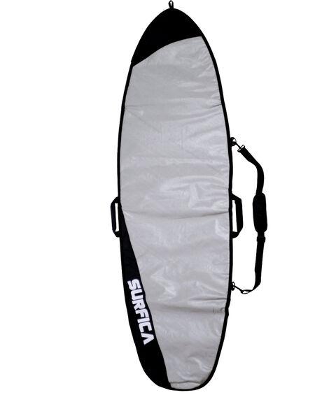 SILVER BOARDSPORTS SURF SURFICA GSI BOARDCOVERS - SA-BB-HYBRID-SLV