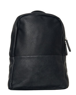 BLACK WOMENS ACCESSORIES THERAPY BAGS + BACKPACKS - 10046BLK