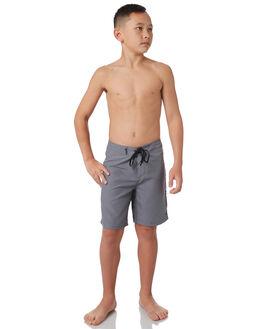COOL GREY KIDS BOYS HURLEY BOARDSHORTS - AO2215065