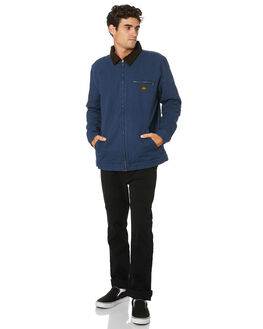 NAVY MENS CLOTHING DEPACTUS JACKETS - D5194384NAVY
