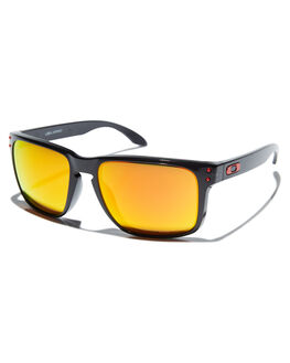 BLACK PRIZM RUBY MENS ACCESSORIES OAKLEY SUNGLASSES - OO9417-0859BLKI