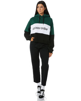 BOTTLE WOMENS CLOTHING STUSSY JUMPERS - ST195312BOT