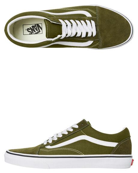 GREEN WOMENS FOOTWEAR VANS SNEAKERS - SSVNA4BV5V7DW
