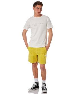GOLD MENS CLOTHING BANKS SHORTS - WS0089_GLD