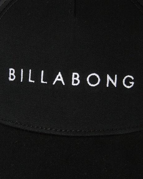 BLACK WOMENS ACCESSORIES BILLABONG HEADWEAR - 6613305ABLK