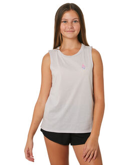 VIOLET ICE KIDS GIRLS VOLCOM TOPS - B35119Y3VIC