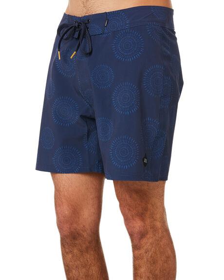 NAVY MENS CLOTHING SWELL BOARDSHORTS - S5184239NAVY