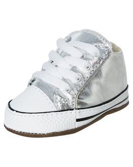 METALLIC GRANITE KIDS BABY CONVERSE FOOTWEAR - 866038CMGRNT