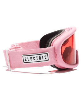 BUBBLE GUM PINK BOARDSPORTS SNOW ELECTRIC GOGGLES - EG2117400-PINK