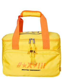YELLOW MENS ACCESSORIES BRIXTON OUTDOOR - 05259YELLW