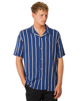 BLUE MENS CLOTHING SWELL SHIRTS - S5202173BLUE