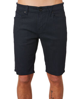 COATED INDIGO WASH MENS CLOTHING VOLCOM SHORTS - A2031802CIW