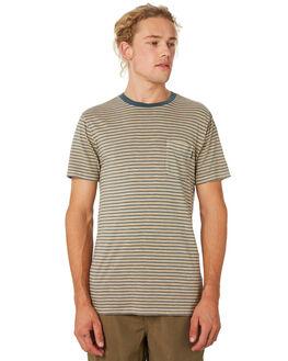 KHAKI MENS CLOTHING O'NEILL TEES - SU910310213C