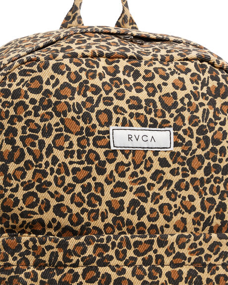 LEOPARD WOMENS ACCESSORIES RVCA BAGS + BACKPACKS - R215453-L33