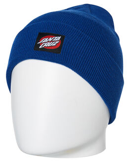 BRIGHT BLUE MENS ACCESSORIES SANTA CRUZ HEADWEAR - SC-MCB9229-3BR