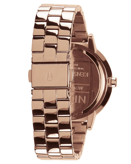 ROSE GOLD TAUPE WOMENS ACCESSORIES NIXON WATCHES - A0992214