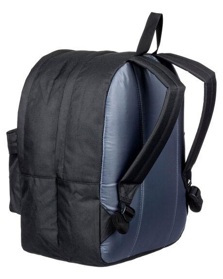 BLACK MENS ACCESSORIES QUIKSILVER BAGS + BACKPACKS - EQYBP03570-KVJ0