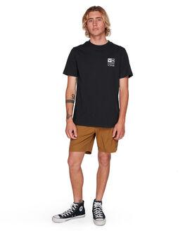 BRASS MENS CLOTHING RVCA SHORTS - RV-R308312-B33