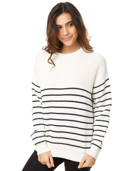 STRIPE WOMENS CLOTHING SWELL KNITS + CARDIGANS - S8174146STR