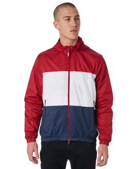 RED CRUSH MENS CLOTHING NIKE JACKETS - 938015618
