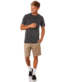 BLACK STONE MENS CLOTHING AS COLOUR TEES - 5040BLAA