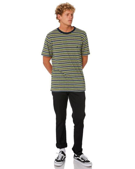 MOSS STONE MENS CLOTHING VOLCOM TEES - A0112001MSS