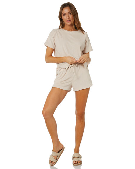 STONE WOMENS CLOTHING RIP CURL TEES - GTEGF22019
