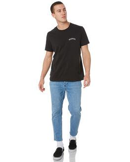SEVEN TURNS MENS CLOTHING WRANGLER JEANS - W-901546-LC4SVNTN
