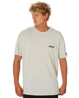 WHITE SAND MENS CLOTHING STUSSY TEES - ST092000WTSND
