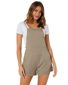 Rusty Bounds Romper - Army | SurfStitch