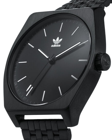 ALL BLACK MENS ACCESSORIES ADIDAS WATCHES - Z02-001-00ABLK