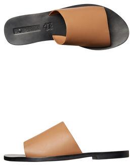 TAN WOMENS FOOTWEAR SOL SANA FASHION SANDALS - SS171S359TAN